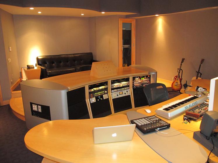 Dirty South Building An La Dream Studio With Symphony I
