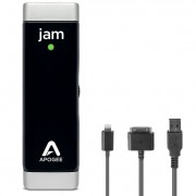 Apogee JAM with supplied cables