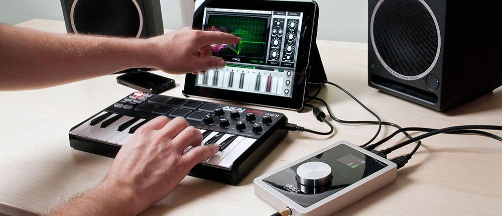 how to make a remix on garageband ipad