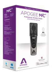 Apogee MiC +