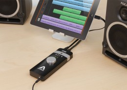 Recording with an iPad and Apogee ONE
