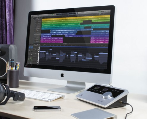 Import Audio to an Audio Recording App on Mac or PC