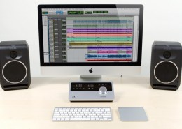 Apogee Quartet Recording on an iMac into ProTools
