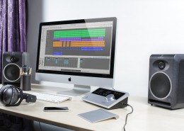 Quartet iMac Home Studio