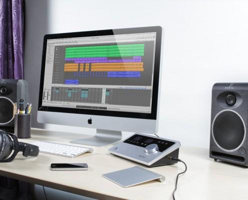 Quartet iMac Home Studio