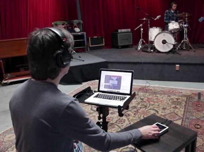 Professional recording on a Mac