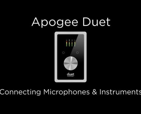 Duet2 Mics & Instruments