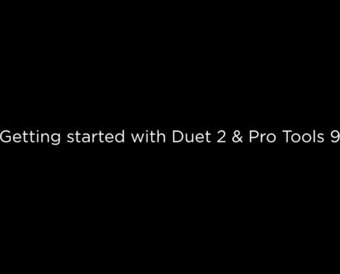 Duet2 & Pro Tools