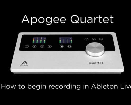 Quartet - Ableton