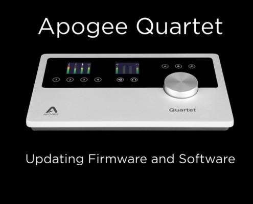 Quartet -  Firmware