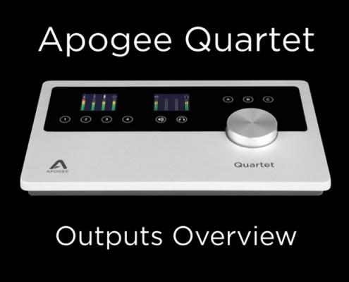 Quartet - Outputs