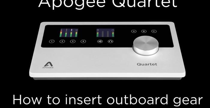 Quartet -  inserts