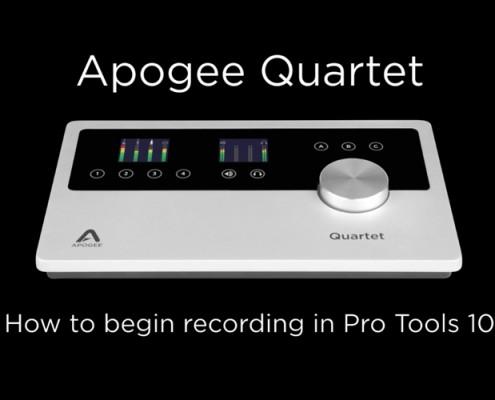 Quartet - pRO tOOLS