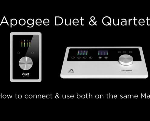 connecting Quartet&Duet