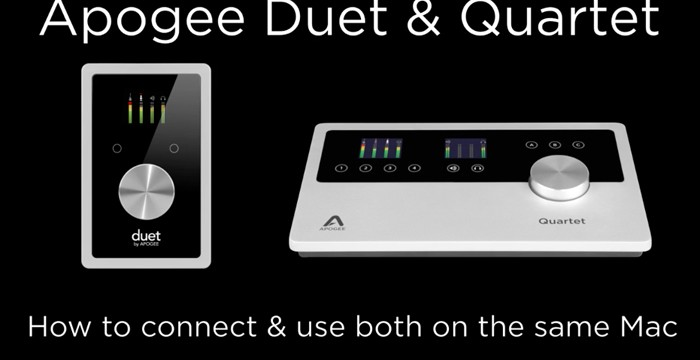 connecting Quartet&Duet