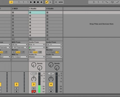 Ensemble - Ableton