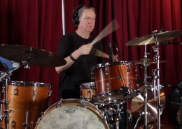 Matt Chamberlain multi microphone