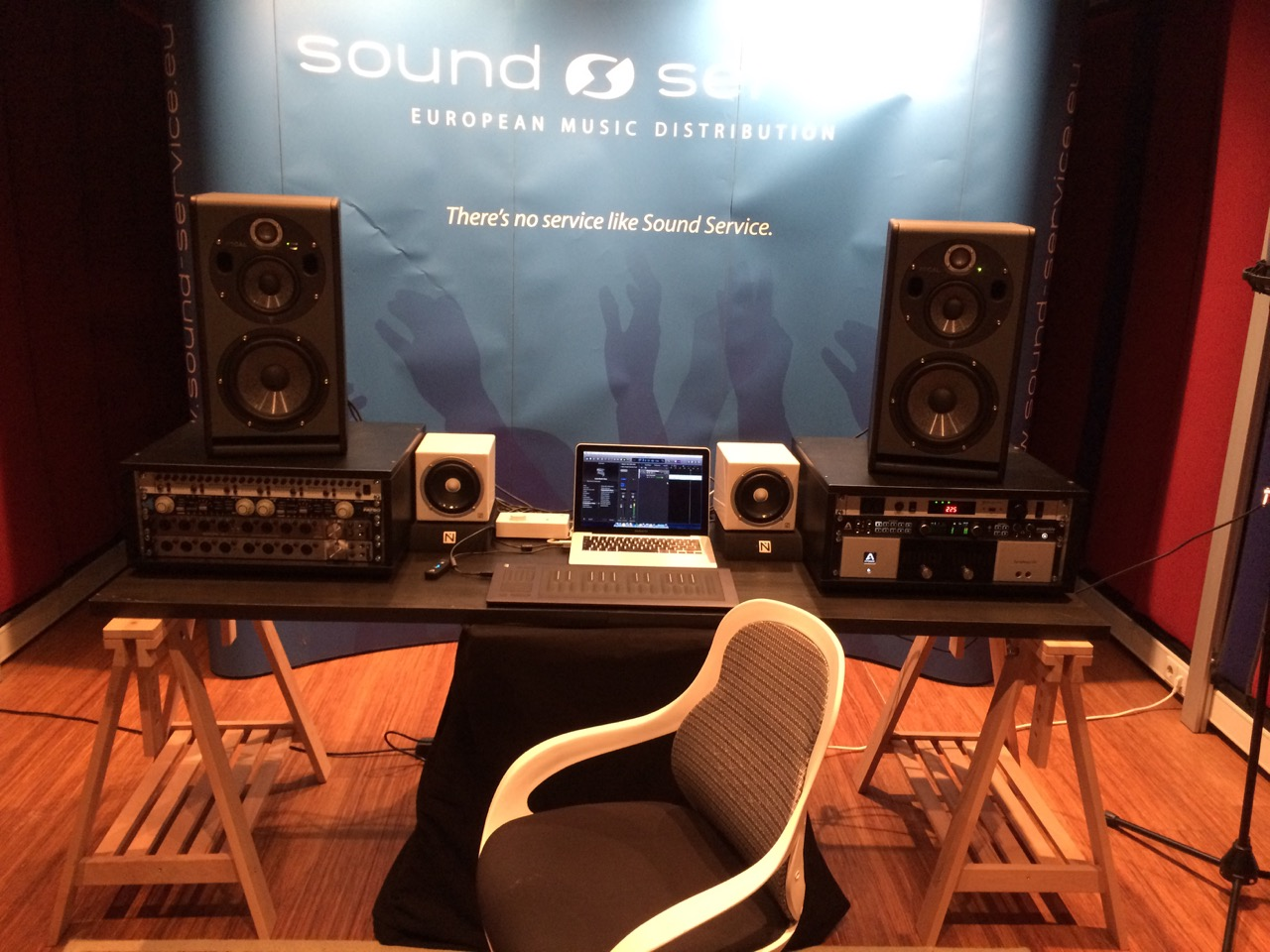 Join Sound Service at SAE Alumni Convention, Berlin