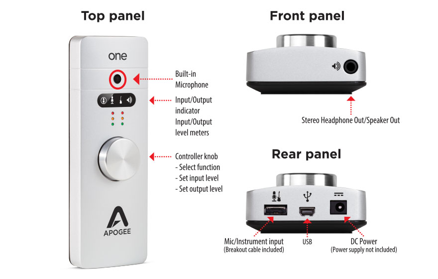 Apogee-ONE-Product-Tour