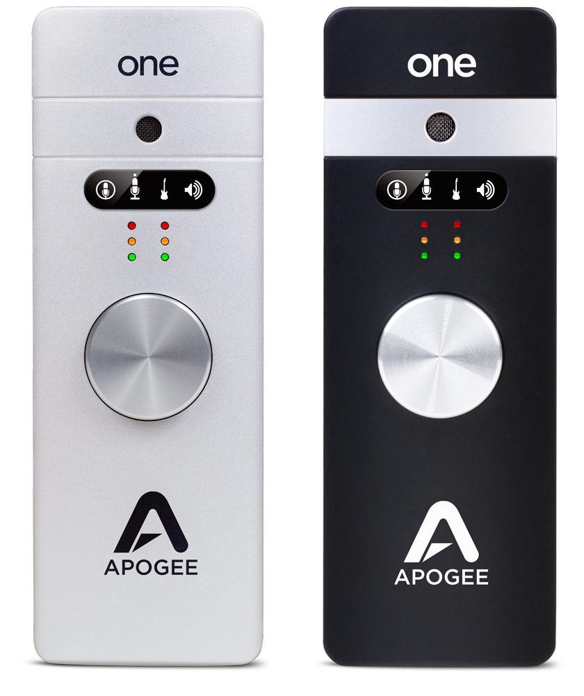 One Usb Audio Interface Microphone Apogee Electronics