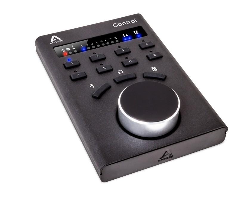 Apogee Control hardware remote