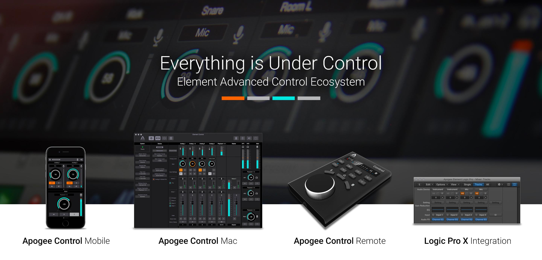 Element Advanced Control Ecosystem