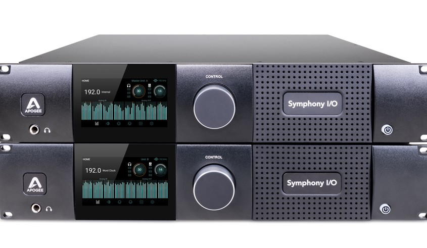 Multi-unit support for up to 64 channels of I/O