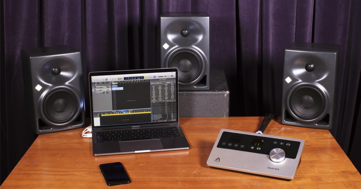 Audio Interfaces For Surround Sound Apogee Electronics