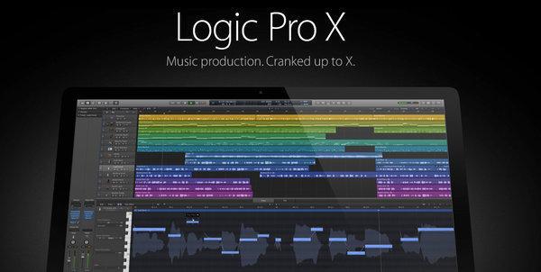 Logic Pro Logo