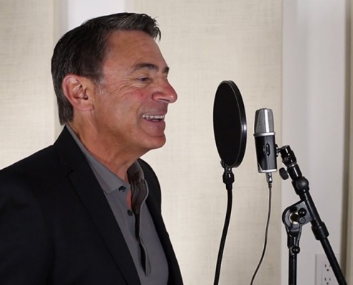 Recording voiceovers with Joe Cipriano and Apogee MiC