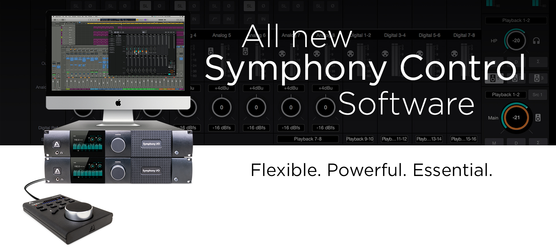 Symphony Control Software