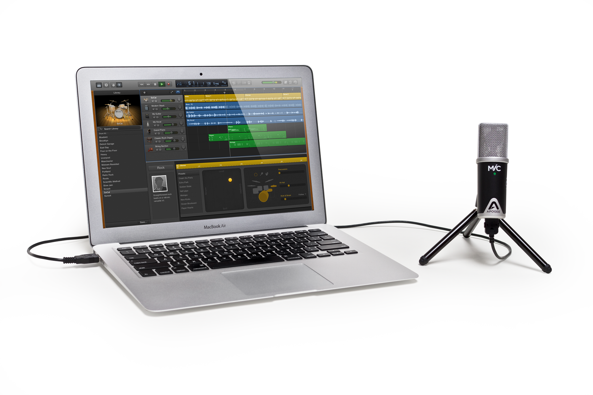 best iphone microphone mic studio quality usb condenser microphone apogee 10260