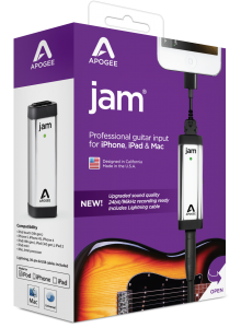 JAM 96k for iPad, iPhone and Mac